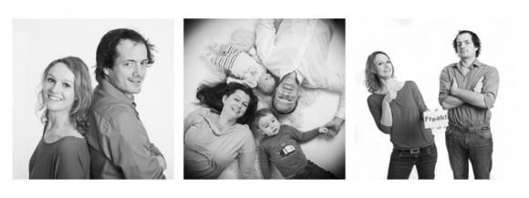 Familienbilder Familie Kern