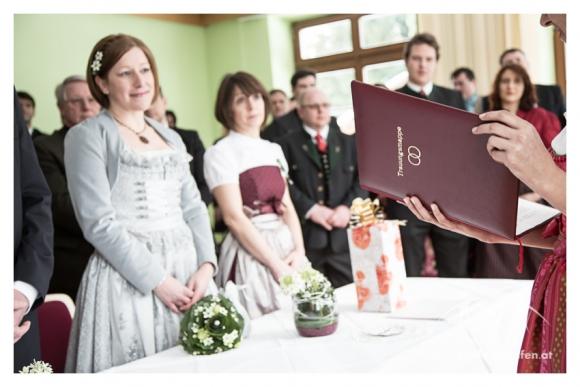Hochzeitfotos von Nadja und Rainer
