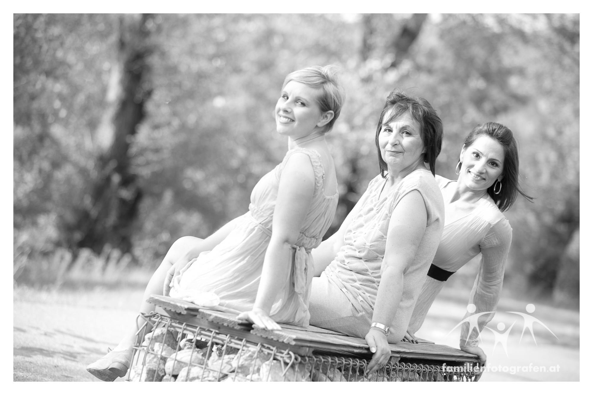 Familienfotos als Geschenk zum 60. Geburtstag
