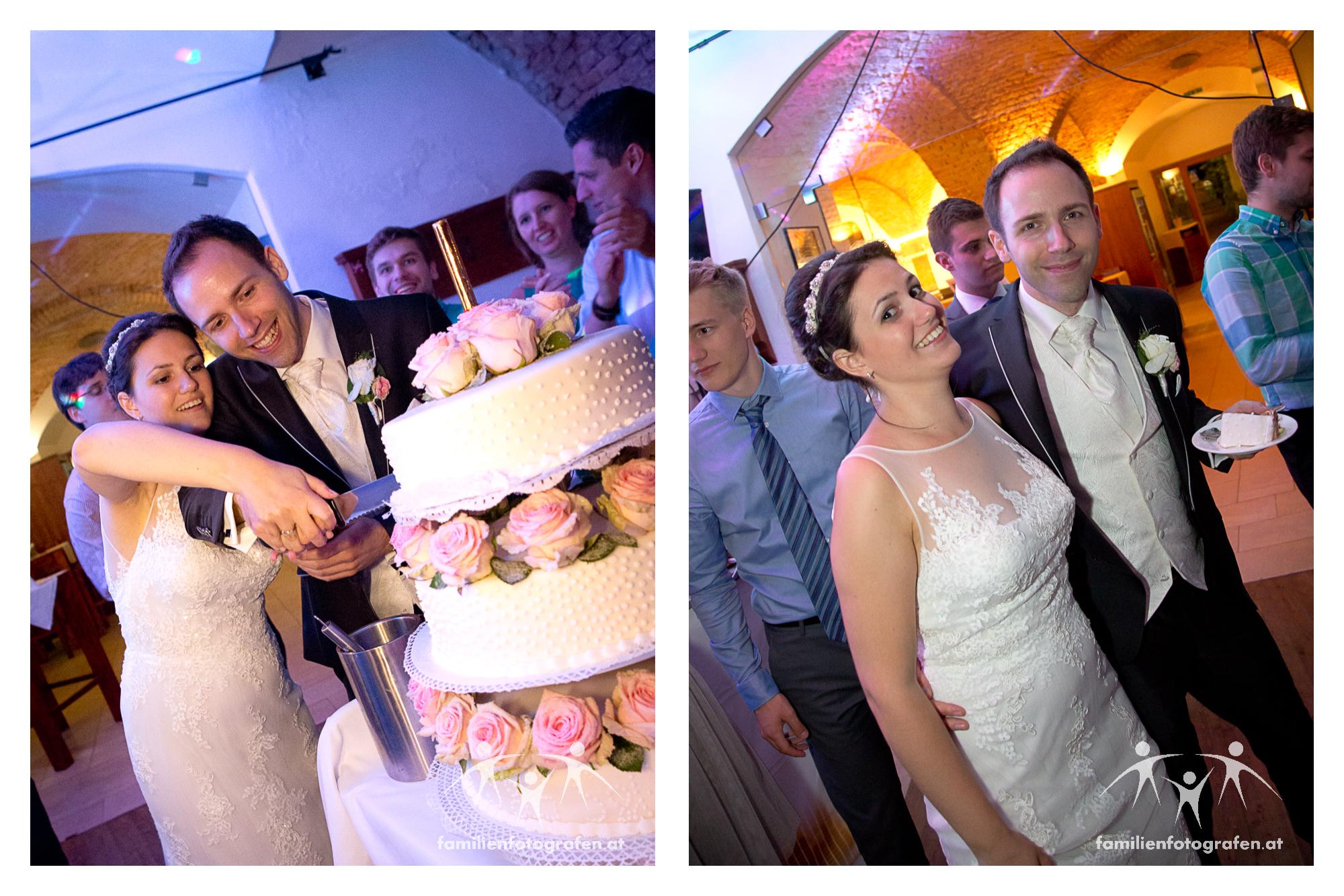 Heiraten am Weingut Hajszan in Wien