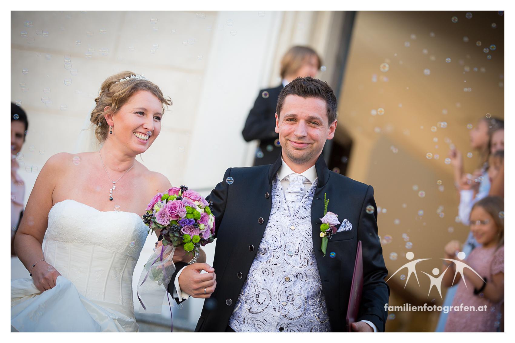 Hochzeit im Schloss Mailberg