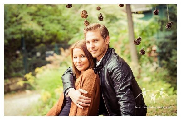 Paarfotos vom Fotografen in Wien