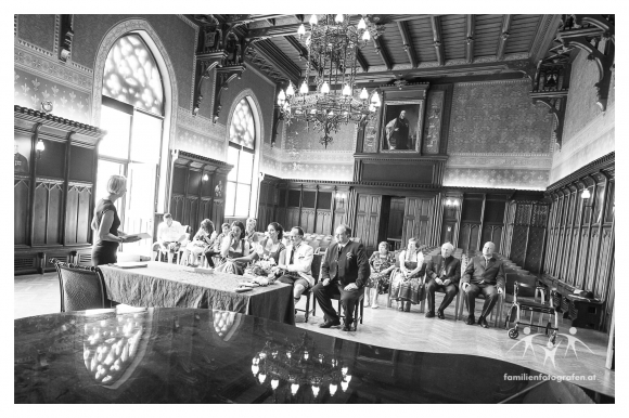 Hochzeit im Standesamt Korneuburg