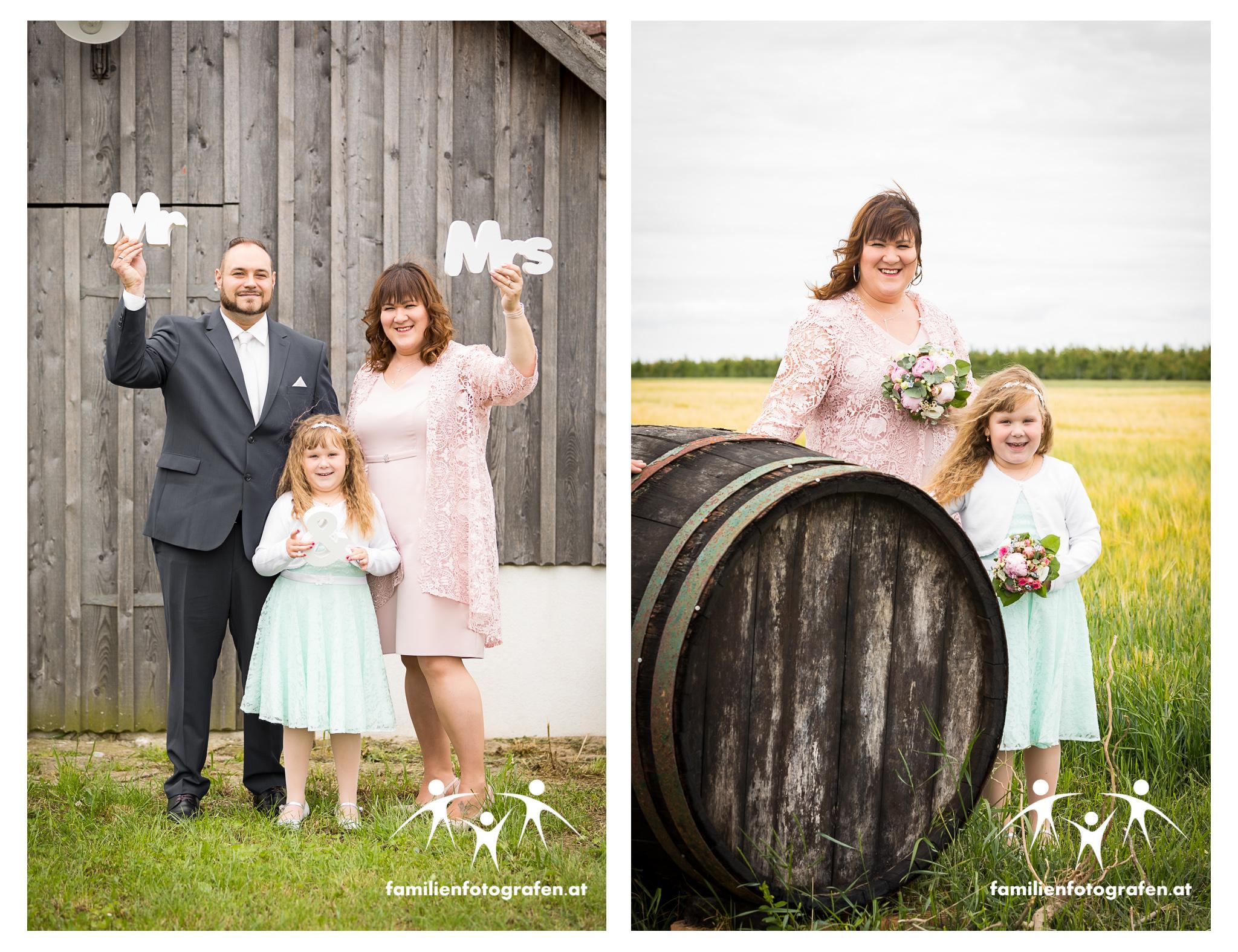 Hochzeitsfotograf in Hollabrunn