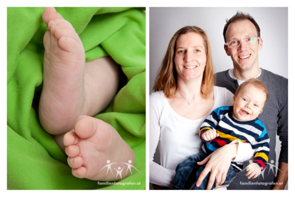 Familie Christine und Martin Schneider