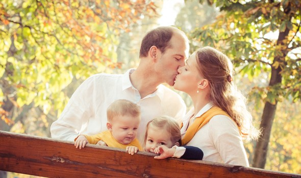 Familienfotos in Wien