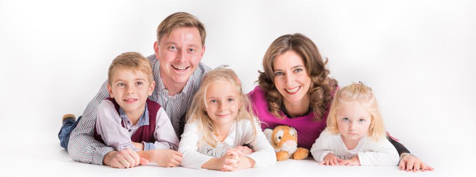 Familienbilder in Wien