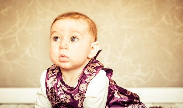 Babyfotos vom Fotografen
