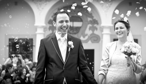 Hochzeitsfotos Belvedereschlössl Stockerau