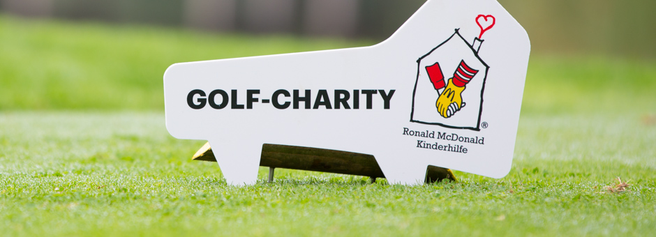 Charity Golfturnier der Ronald McDonald Kinderhilfe Österreich. 12. September 2015 in Himberg,